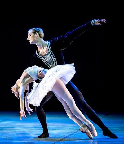 Ballet and Dance Alumni, Gabriel Davidsson - Draper Center Ballet School, Rochester NY