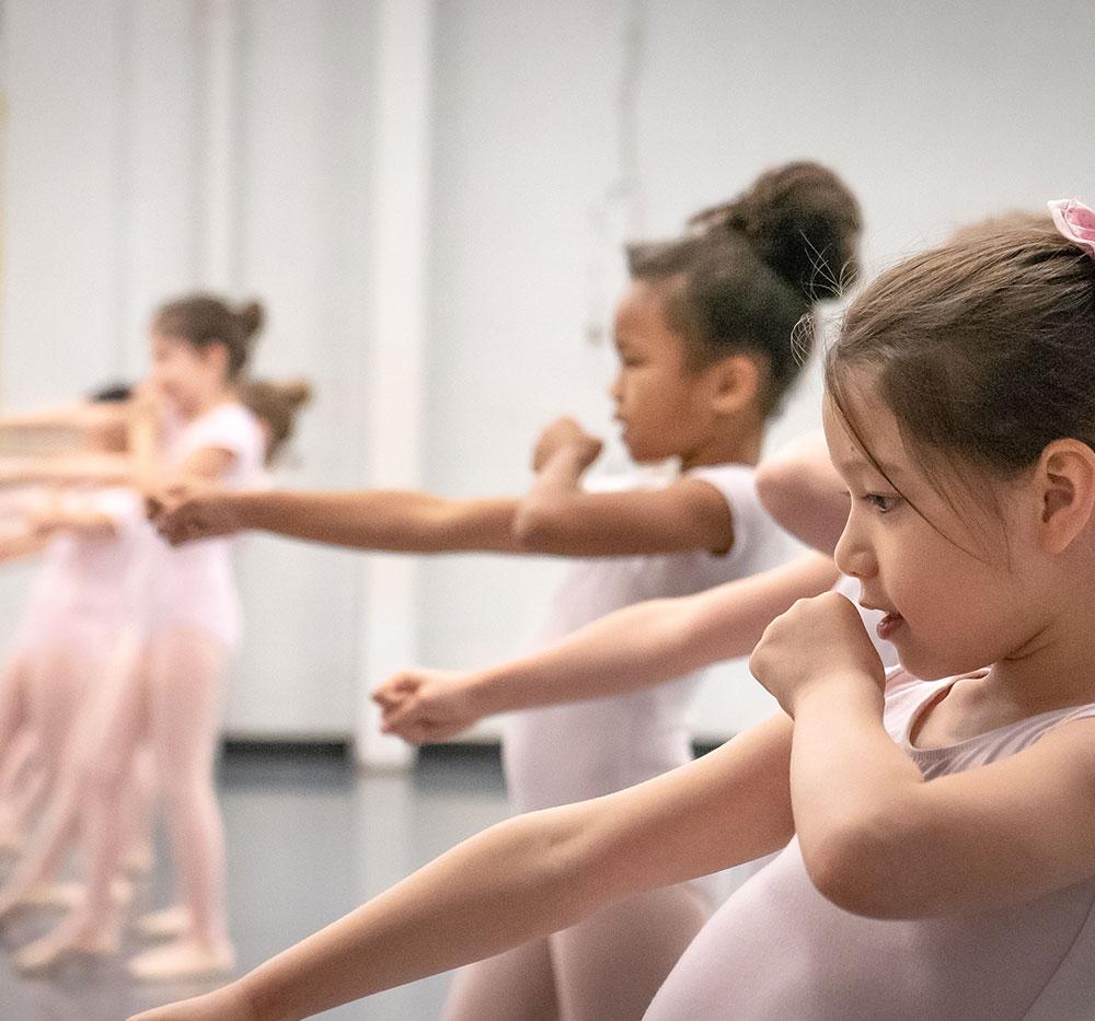 Ballet and dance classes for children - Ballet School, Monroe County, Rochester NY