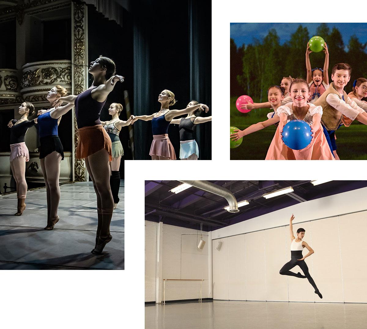 Draper Center Ballet School, Monroe County, Rochester NY