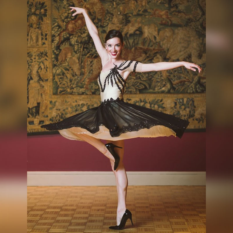 Ballet and Dance Alumni, Caitlin Schwartz - Draper Center Ballet School, Rochester NY