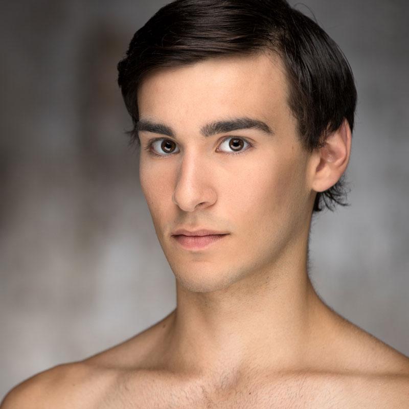 Ballet and Dance Alumni, Cameron Thomas - Draper Center Ballet School, Rochester NY