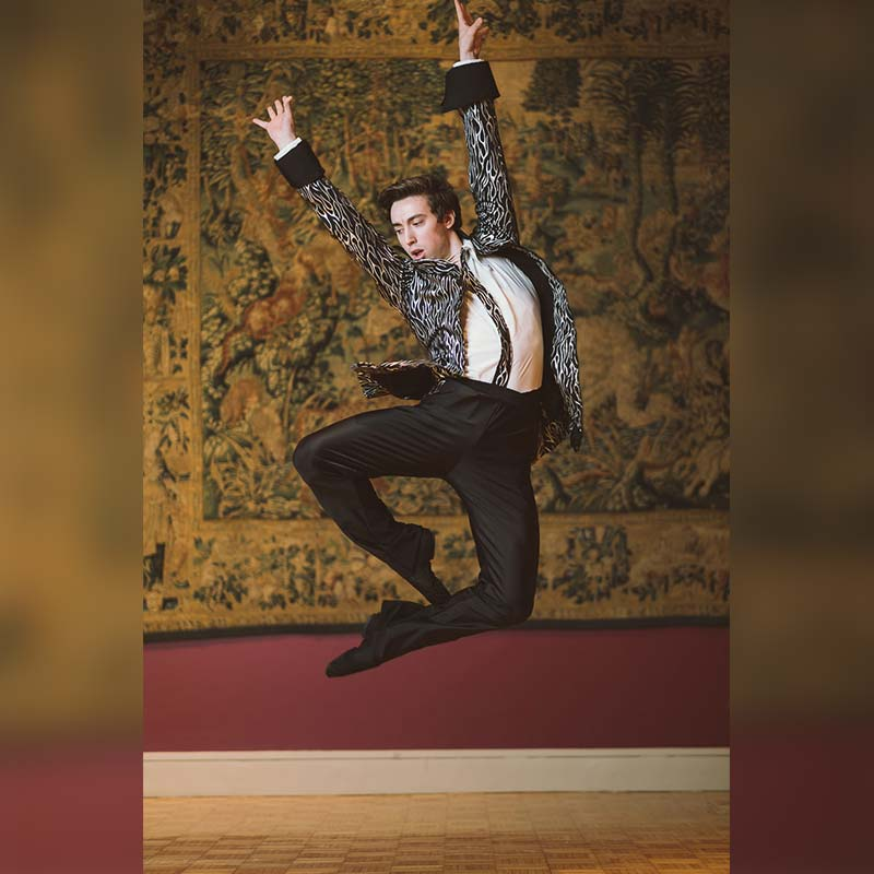 Ballet and Dance Alumni, Christopher Collins - Draper Center Ballet School, Rochester NY