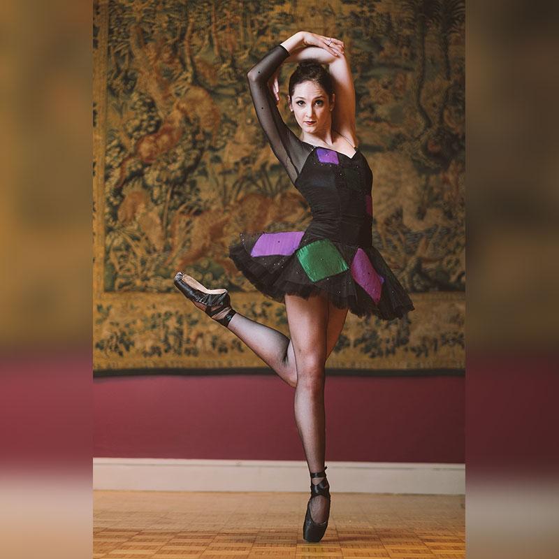 Ballet and Dance Alumni, Jessica Tretter - Draper Center Ballet School, Rochester NY