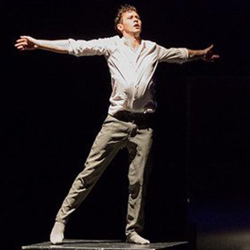 Ballet and Dance Alumni, John Deming - Draper Center Ballet School, Rochester NY