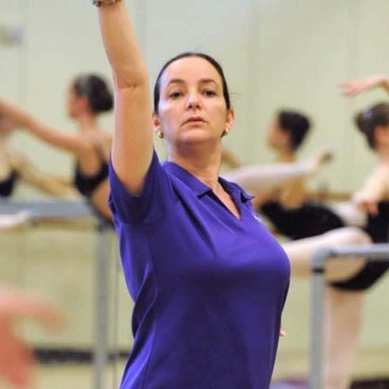 Ballet and dance instructor - Ivonne Lemus Mendez - Ballet School, Monroe County, Rochester NY