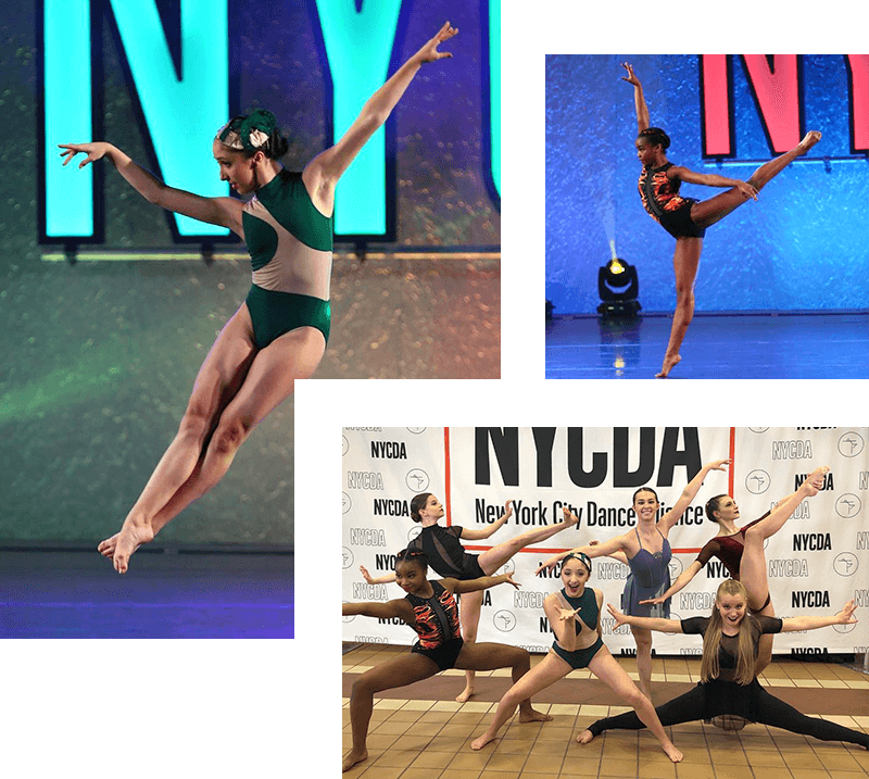 Performances & Events - Draper Center Ballet School Rochester NY - New York City Dance Alliance (NYCDA) Dance Competition & Competition