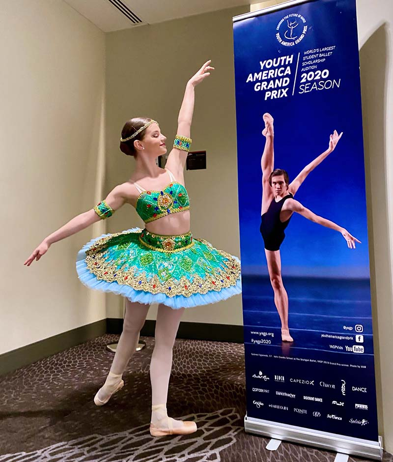 Performances & Events - Draper Center Ballet School Rochester NY - Youth America Grand Prix (YAGP)