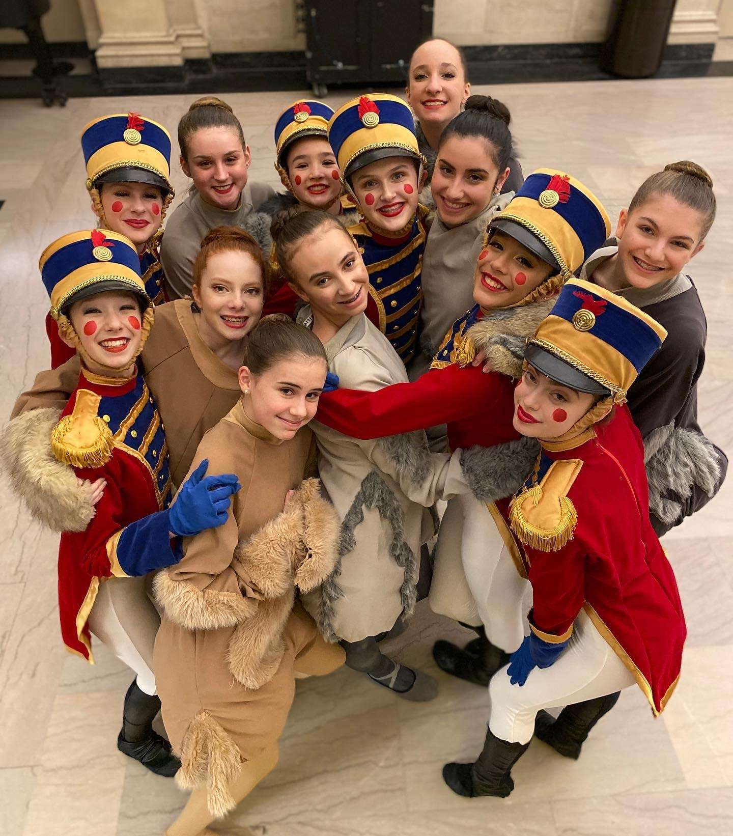 Performances & Events - Draper Center Ballet School Rochester NY - 2020-2021 School Year Demonstration Performance